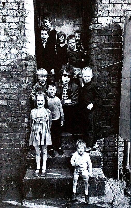 Dylan in Liverpool, 1966 - Barry Feinstein