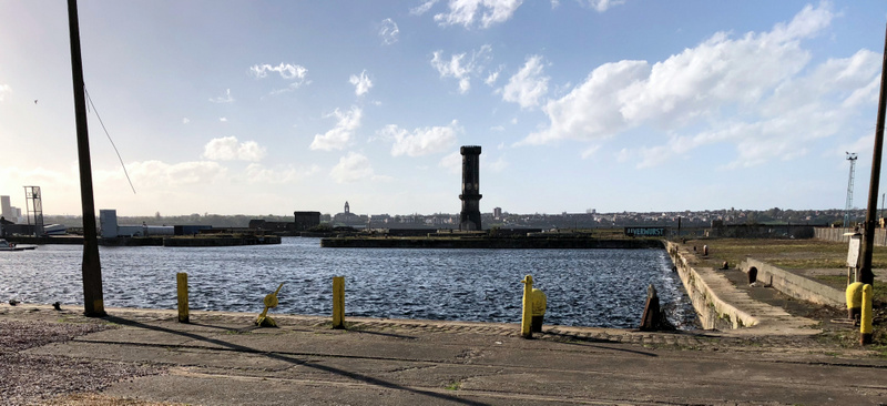 Nelson Dock, Liverpool