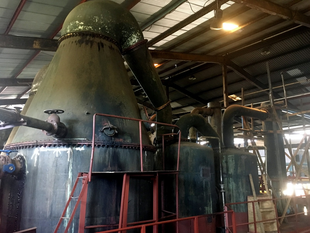 Long Pond Returns! Jamaica's Historic Rum Distillery Resumes Operation