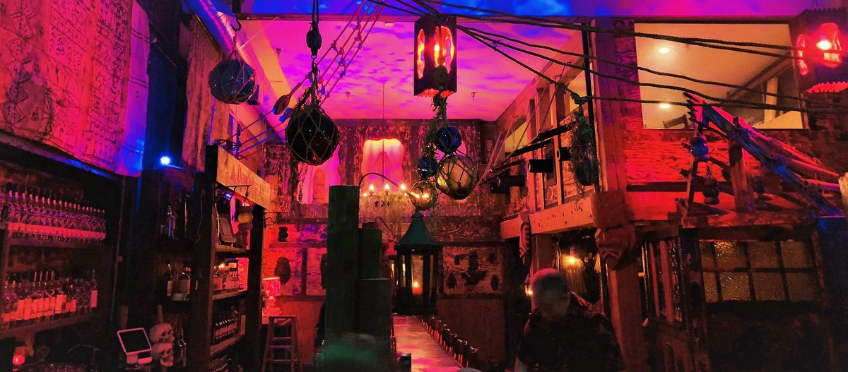 First Look at Devil's Reef: The Pacific Northwest's New Tiki Wonderland