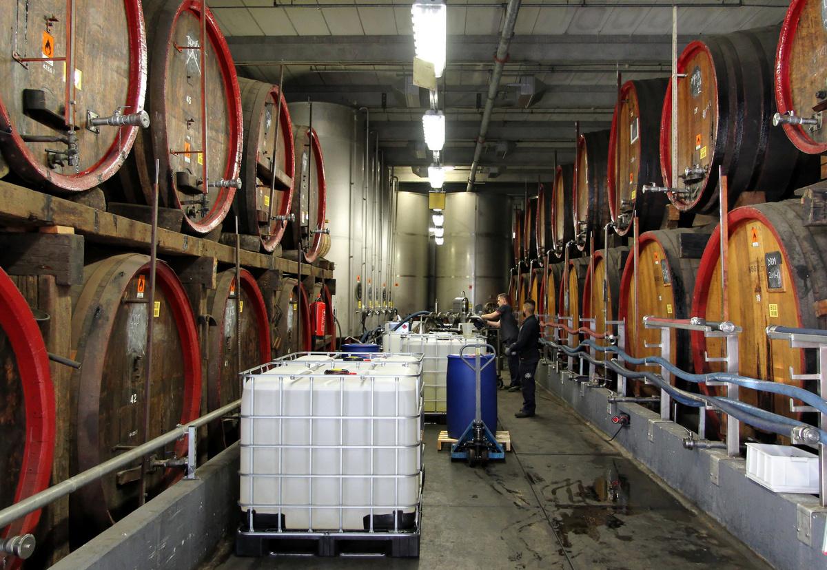 Liquid & Logistics: Inside E&A Scheer, Master Bulk Rum Blenders