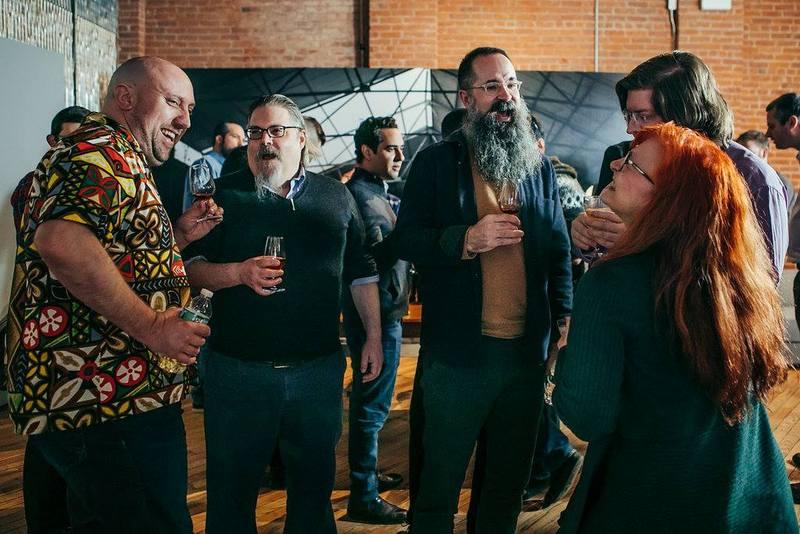 Martin Cate, David Wondich, Paul McGee - Velier U.S. Launch Event - Feb. 5, 2018