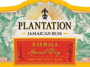Plantation Xaymaca front label