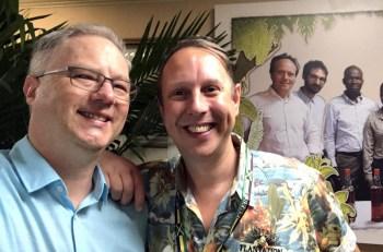 Cocktail Wonk and Paul McFadyen