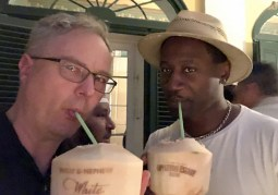 Cocktail Wonk and Ian Burrell – Chillin'
