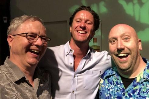 Cocktail Wonk, Benjamin Jones & Martin Cate