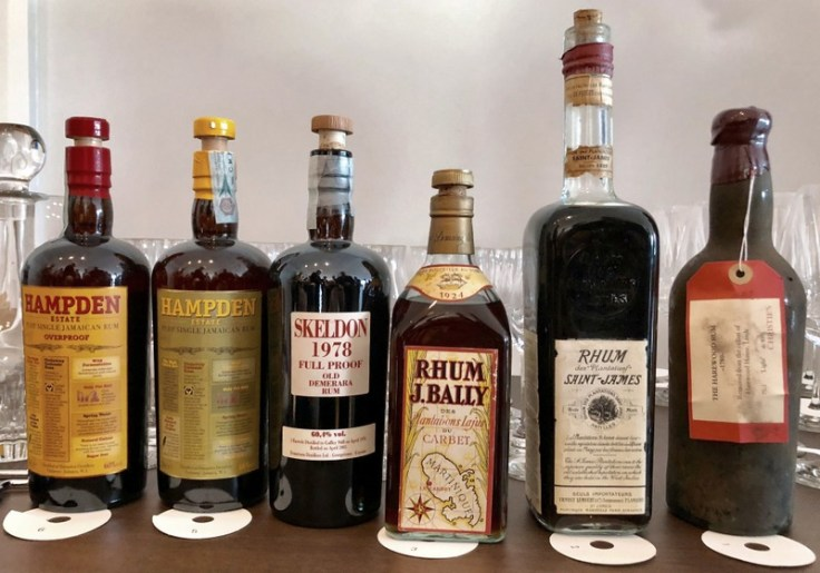 Rum Tasting of the Century - La Maison & Velier
