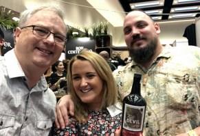 UK RumFest 2018 - Cocktail Wonk, Lorraine Gillen, Gergő Muráth