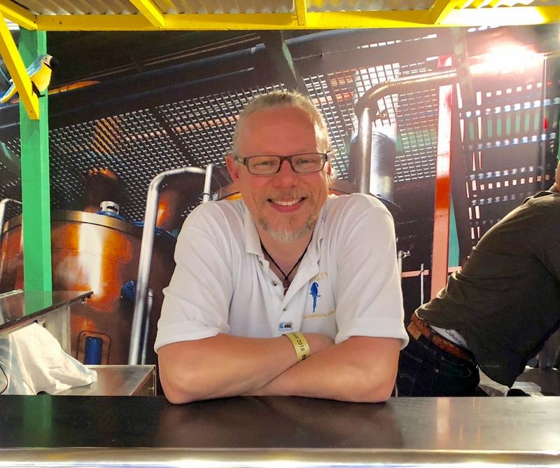 UK RumFest 2018 - Peter Holland