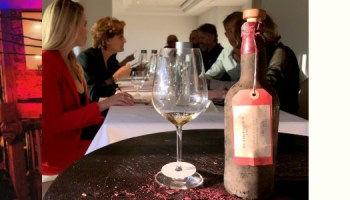 Two Centuries in a Bottle: Drinking the Harewood House 1780