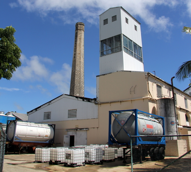 Foursquare Rum Distillery, Barbados