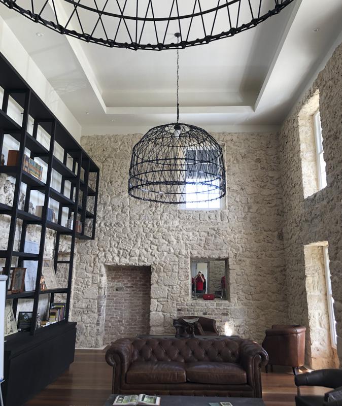 Mount Gay distillery visitor's center