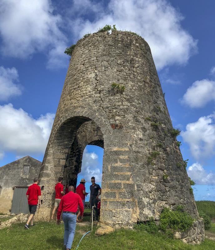 Oxford Plantation, Barbados