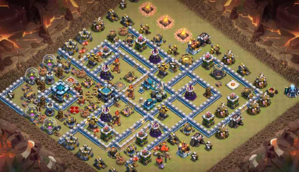 base war th 13 terbaik anti bintang 3