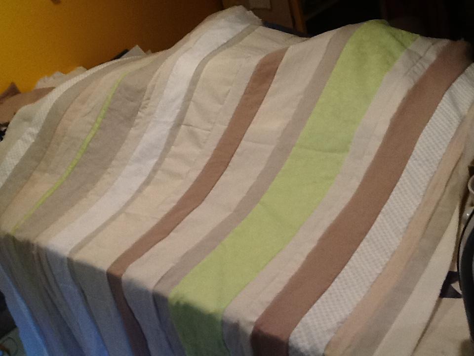 Hand made sheets on Salt Spring Island - Bedding
