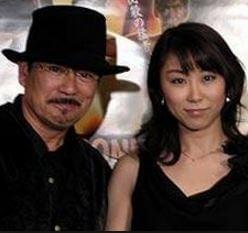 野際陽子の夫と娘