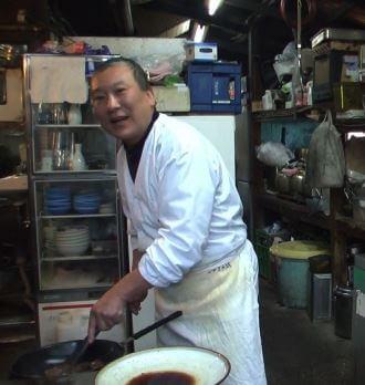 師匠マコさん(豊島雅信)