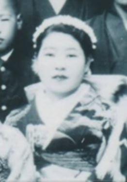 ブサイナ王女の母 大山清子