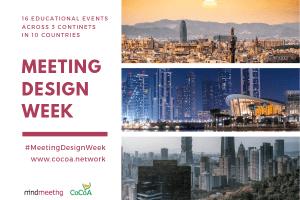 MEETING DESIGN WEEK