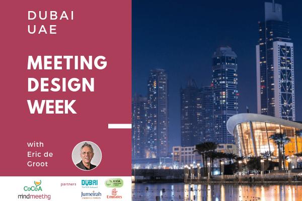 DUBAI MEETING DESIGN WEEK