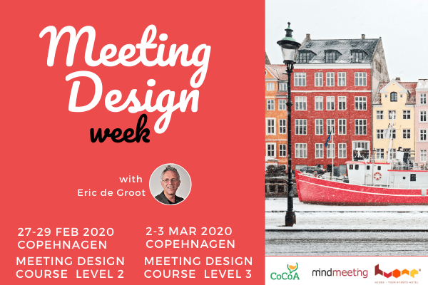 Eric de Groot Meeting Design Course 2020 Copenhagen Denmark