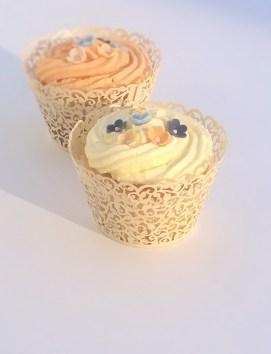 Wedding Favours - wedding cupcakes