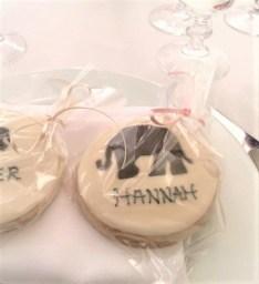 Wedding Favours - Wedding Cookies