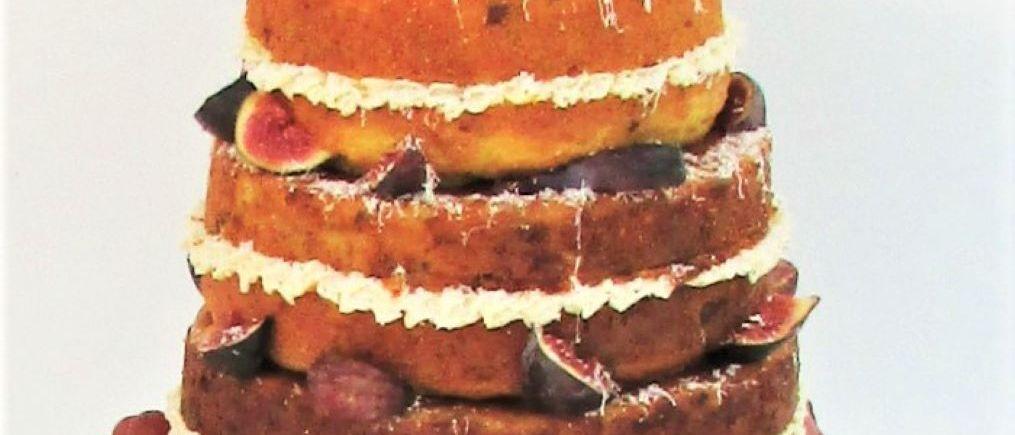 Savoury Wedding Cake by Cocoa & Whey Cakes