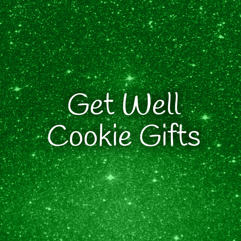 Get Well Cookie Gifts