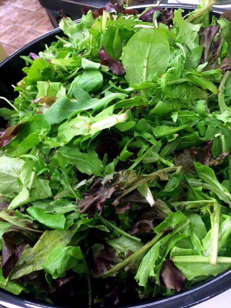 Spring Salad Bar