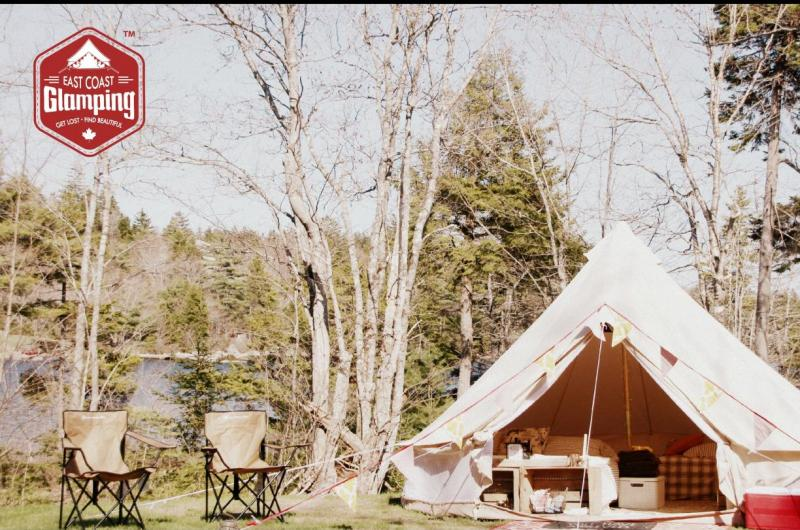 Glamping Theme – Multi Course Tasting Menu