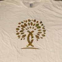 Gold Logo Tee