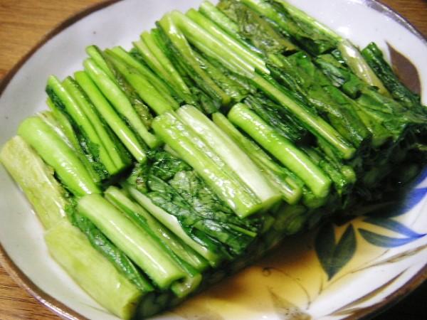 野沢菜漬け 作り方01