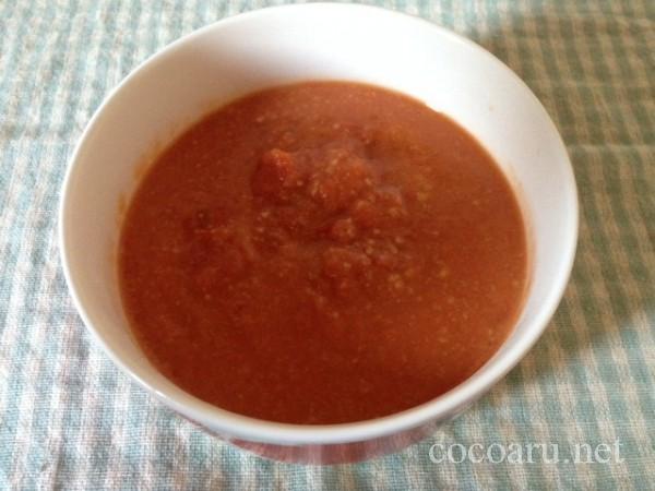 トマト味噌・作り方・簡単02