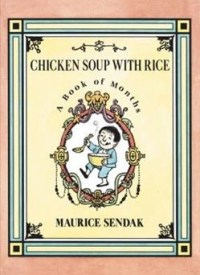 Throwback Thursday: Pierre and Chicken Soup With Rice by Maurice Sendak