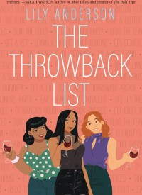 Review & Giveaway: The Throwback List by Lily Anderson