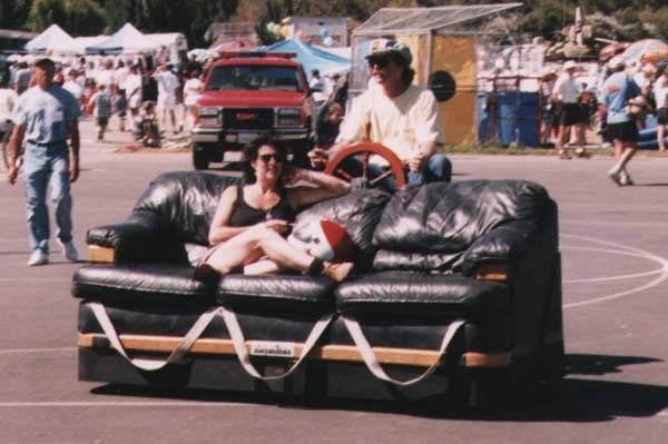 art car 1