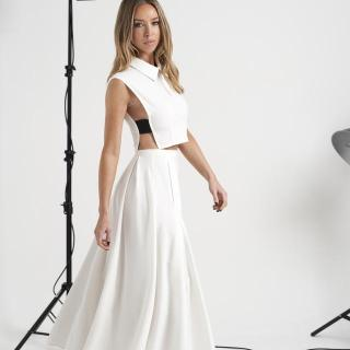 Lauren Pope A-Line Skirt