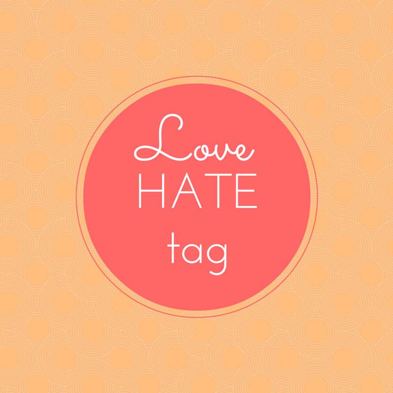 love hate tag