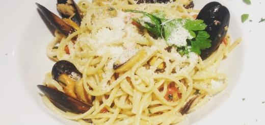 Giorgio's Seafood Pasta