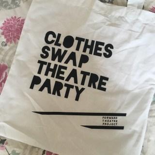 Clothes Swap Theatre Party