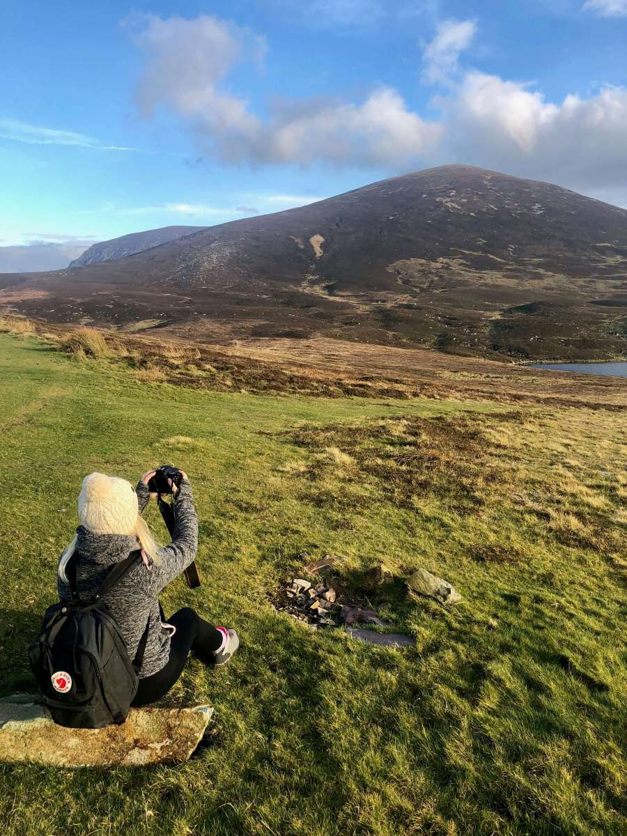A weekend in Snowdonia