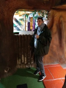 Sports Adventure 3, Tuesday 11th June, walk and adventure golf