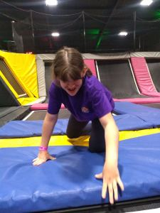 Tuesday 22nd October, Sports Adventure 4 – Hylands Park and Jump Street