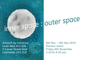 inner space : outer space art exhibition