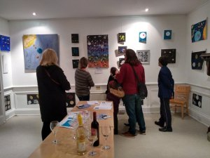 Preview evening