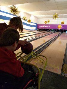 Monday 11th November, Sports Adventure 2 – Bowling and Soundboard