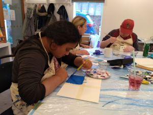 Tuesday 26th November, CoCoCreatives Enterprise – seasonal craft