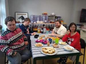 Saturday 14th December, Saturday squad – Christmas fun