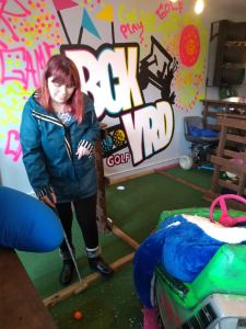 Tuesday 7th January 2020, Sports Adventure 4 – Bck Yrd Golf, Chelmsford